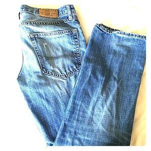 Men's Hollister Distressed Jeans